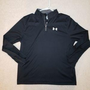 Underarmour youth halfzip pullover